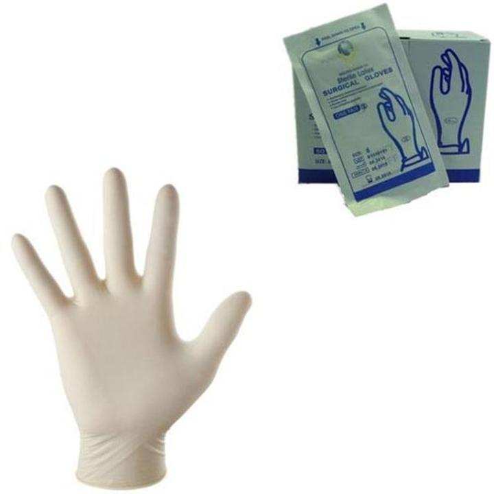 فروش دستکش جراحی لاتکس