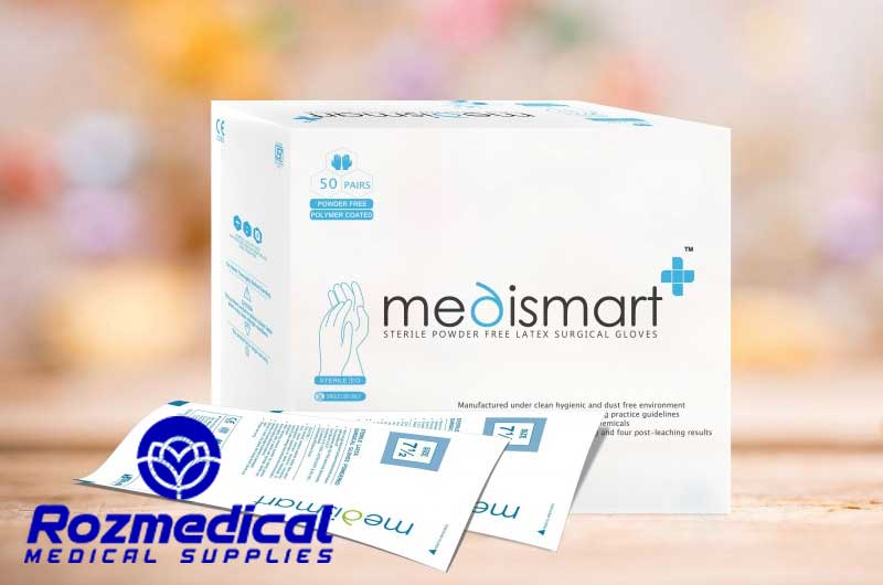 فروش تکی دستکش Medismart