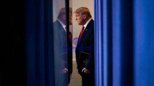 جدال ترامپ با ویروس کرونا